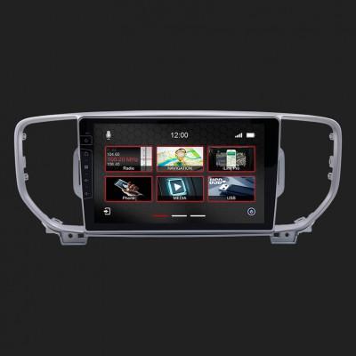 "DYNAVIN 10""(25,4cm) Multimediagerät ""X-Series"" für Kia Sportage 2016-2018 inkl. i-GO Navisoftware"