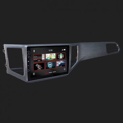 "DYNAVIN 10""(25,4cm) Multimediagerät ""X-Series"" für VW VW Golf 7 Plus in silber inkl. i-GO Navisoftware"