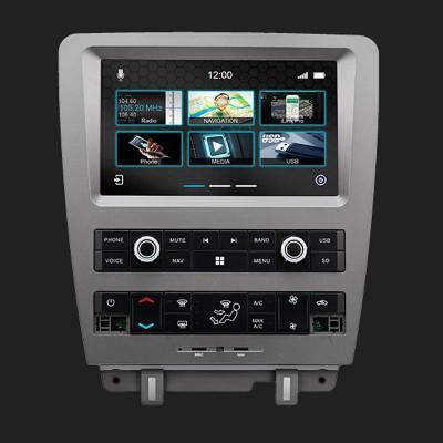 "DYNAVIN 9""(22,9cm) Multimediagerät ""N7 PRO"" für Ford Mustang BJ. 2010-2014 inkl. i-GO Navisoftware und 16GB MicroSD"