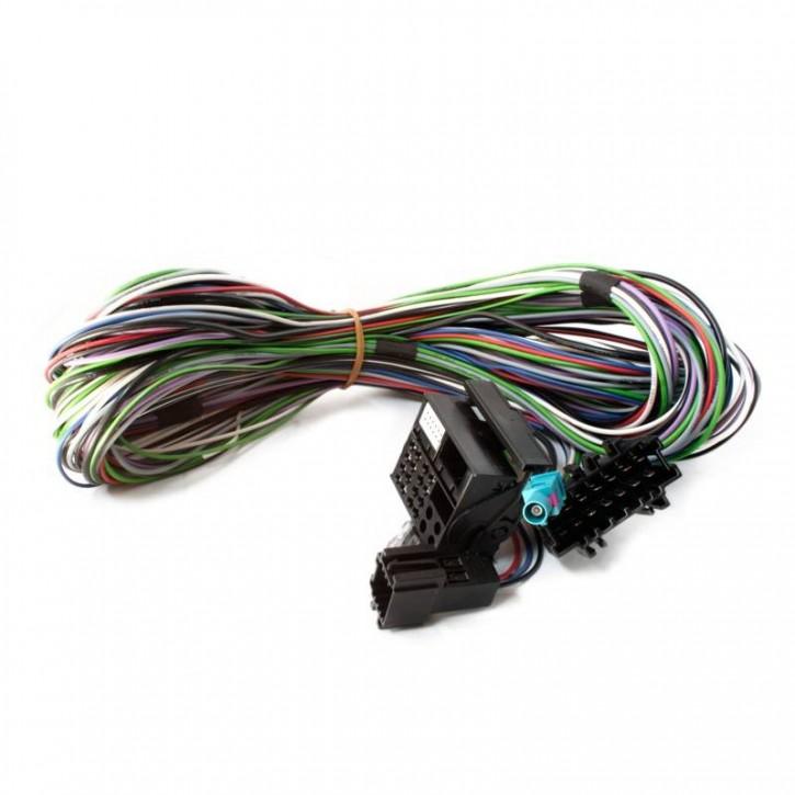 DYNAVIN Kabel für Mercedes E-Klasse ( W211 02-08)/ CLS (W219 04-11) Most für Dynavingerät (Nur für N6/N7 Plattform)