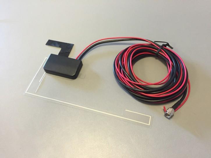 DYNAVIN Antenne für DAB+ Tuner (Nur für DYNAVIN N6-USB-DAB+ Tuner) mit SMA-Stecker