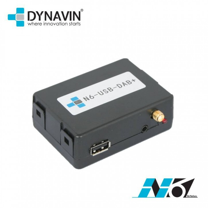 DYNAVIN N6 DAB+ (Nur für N6 DYNAVIN Multimediageräte) inkl. Antenne