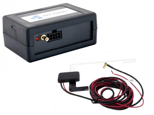 DYNAVIN N7 DAB+ Tuner (Nur für N7/N7 Pro DYNAVIN Multimediageräte) inkl. Antenne