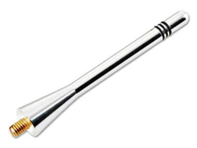 FK Design Antenne -universal- silber (Länge 89mm)