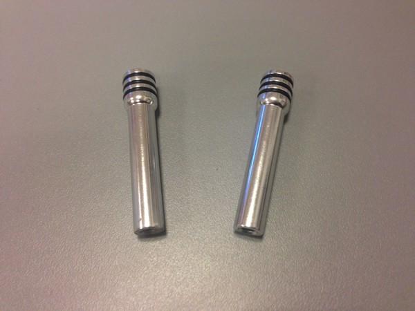 FK Tür-Pins, Aluminium, Universal, silber d=5 mm