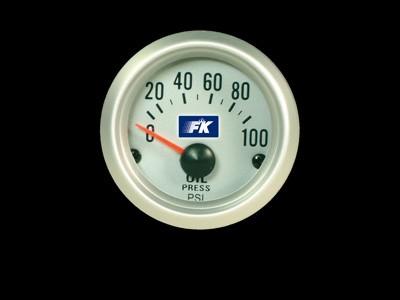 FK Zusatzinstrument Öldruck 52mm (S.10)