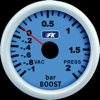 FK Zusatzinstrument Ladedruck in bar (Serie.14)