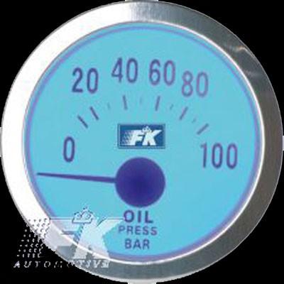 FK Zusatzinstrument Öldruck 52mm (S.4)