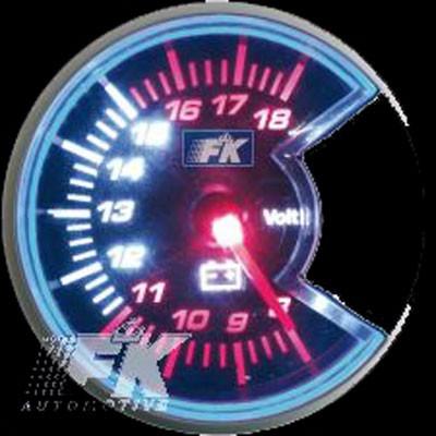FKFK Zusatzinstrument Voltmeter 60mm (S.5)