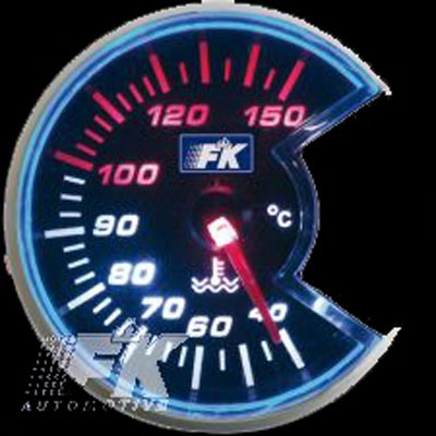 FK Zusatzinstrument Wassertemperatur 60mm (S.5)