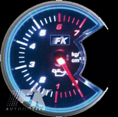 FK Zusatzinstrument Öldruck 60mm (S.5)