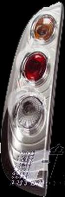 FK Design Rückleuchten Opel Corsa 3/5-trg. (Typ C) Bj. 00-06, chrom