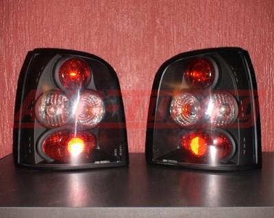 FK Rückleuchten Audi A4 Avant in schwarz