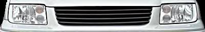 FK Sportgrill ohne Emblem VW Bora in schwarz