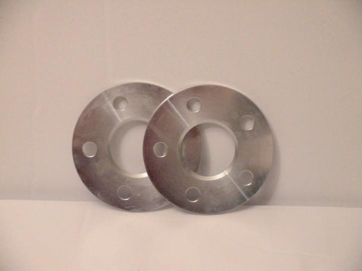 FK Spurverbreiterung Set VAG LK 5/112 (6mm pro Achse) ohne Zentrierung (Abverkauf)