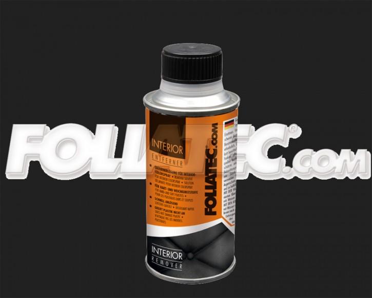 FOLIATEC INTERIOR Color Spray Entfernerlösung (125 ml)