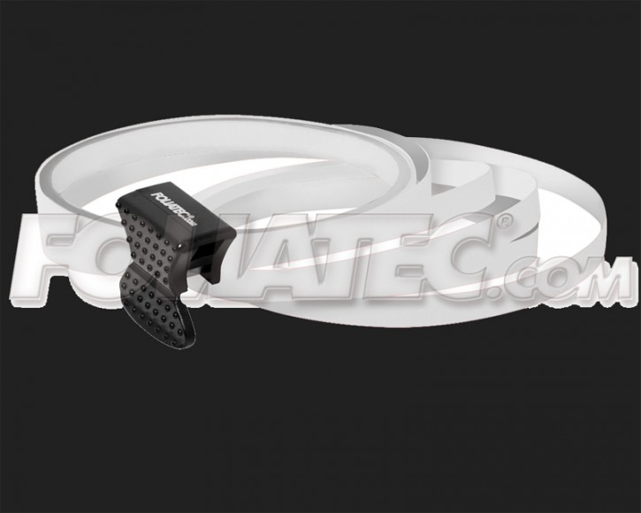 Foliatec Universal PIN Striping Felgen Design für 4 PKW Felgen inkl. Montagetool in weiß