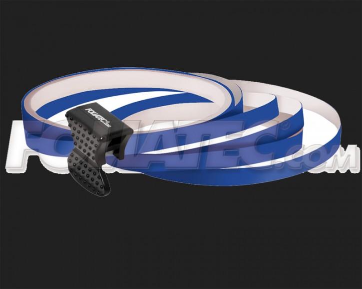 Foliatec Universal PIN Striping Felgen Design für 4 PKW Felgen inkl. Montagetool in dunkelblau