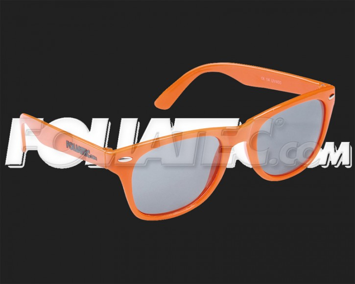 Foliatec Sonnenbrille in orange