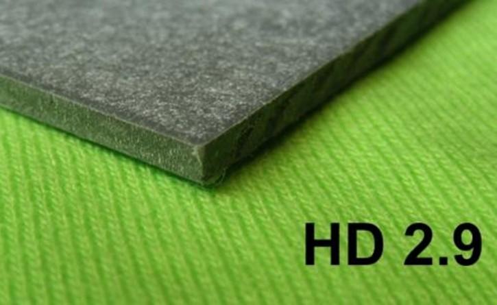 """SIP """"HD 2.9"""" Heavy Damping Kunststoffschwerfolie 2,9mm Einzelplatte 32x20cm (1 Stück)"""