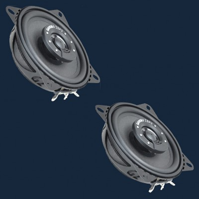 "GROUND ZERO IRIDIUM ""GZIF 4001FX"" 100 mm 2-Wege Koaxial-Lautsprechersystem"