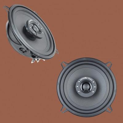 "GROUND ZERO IRIDIUM ""GZIF 5201FX"" 130 mm 2-Wege Koaxial-Lautsprechersystem"