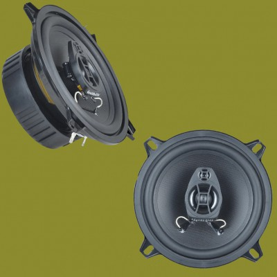 "GROUND ZERO IRIDIUM ""GZIF 52X"" 130 mm 2-Wege Koaxial-Lautsprechersystem"