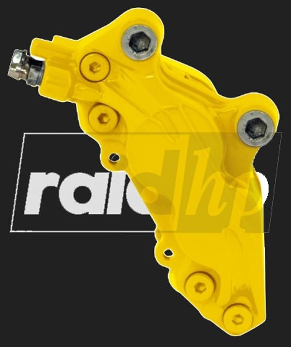 raid hp Bremssattel Lack (6-teilig) GELB glänzend