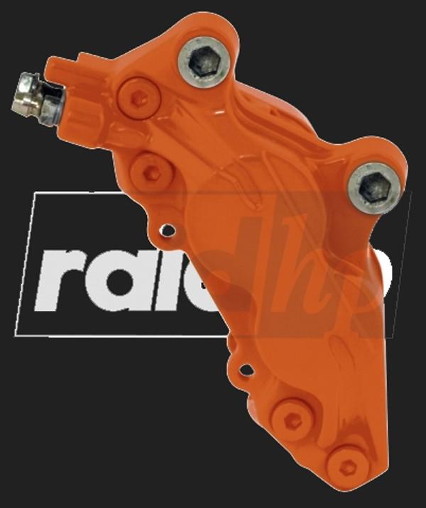 raid hp Bremssattel Lack (6-teilig) ORANGE glänzend