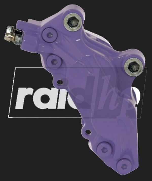 raid hp Bremssattel Lack (6-teilig) LILA glänzend