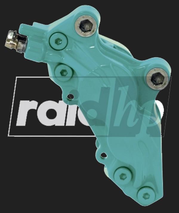 raid hp Bremssattel Lack (6-teilig) TÜRKIS glänzend