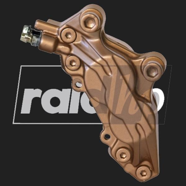 raid hp Bremssattel Lack (6-teilig) KUPFER METALLIC glänzend