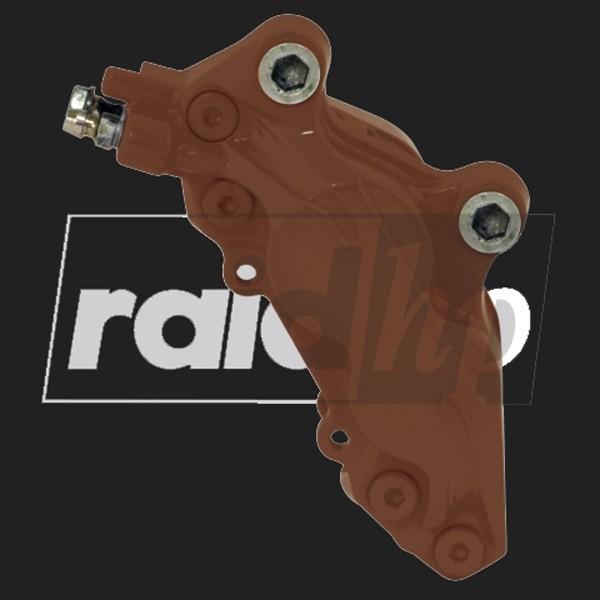raid hp Bremssattel Lack (6-teilig) REHBRAUN glänzend