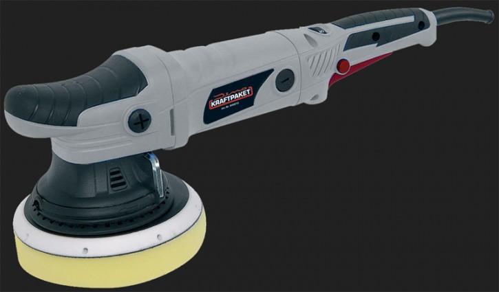 Dino Exzenter-Poliermaschine mit 21mm Hub 720 Watt und 150mm Polierteller