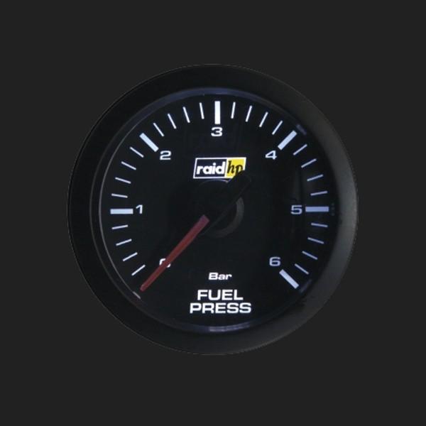 raid hp Zusatzinstrument 52mm Benzindruckanzeige Serie Sport