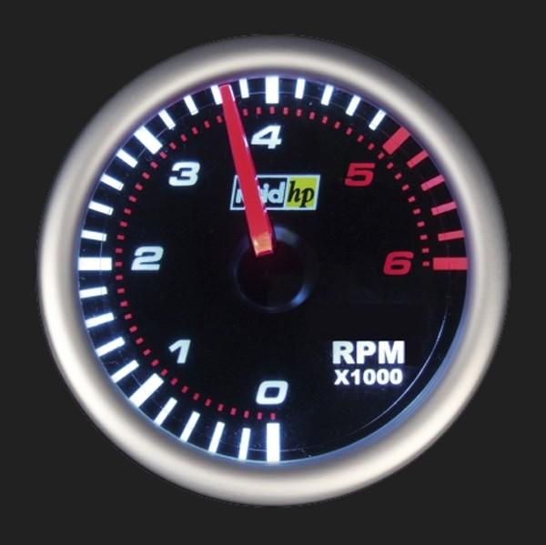 raid hp Zusatzinstrument 52mm Diesel Drehzahlmesser Night Flight
