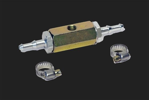 raid hp Adapter für Benzindruckgeber Montage