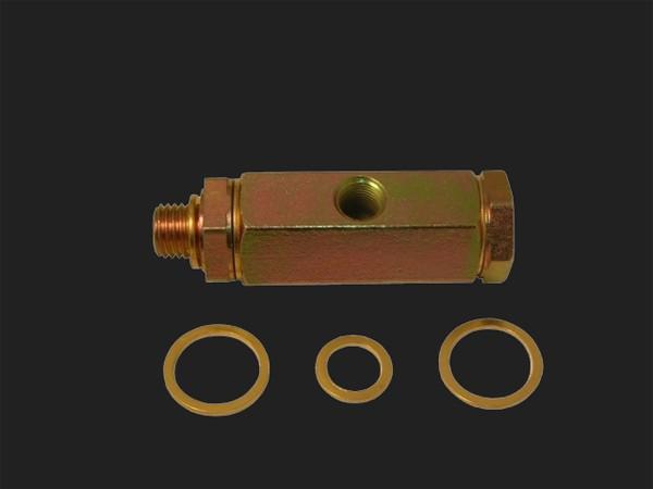 """raid hp T- Adapter-Set für Öldruckgebermontage (1/4"""" & 1/8"""")"""
