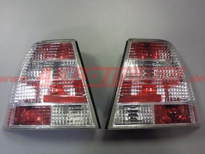 Gebrauchte FK Heckleuchten VW Bora Limousine Crystal/clear