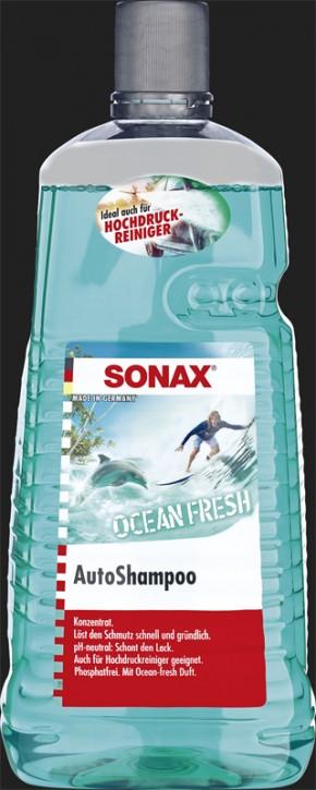 SONAX AutoShampoo Konzentrat Ocean-fresh (2 Liter)