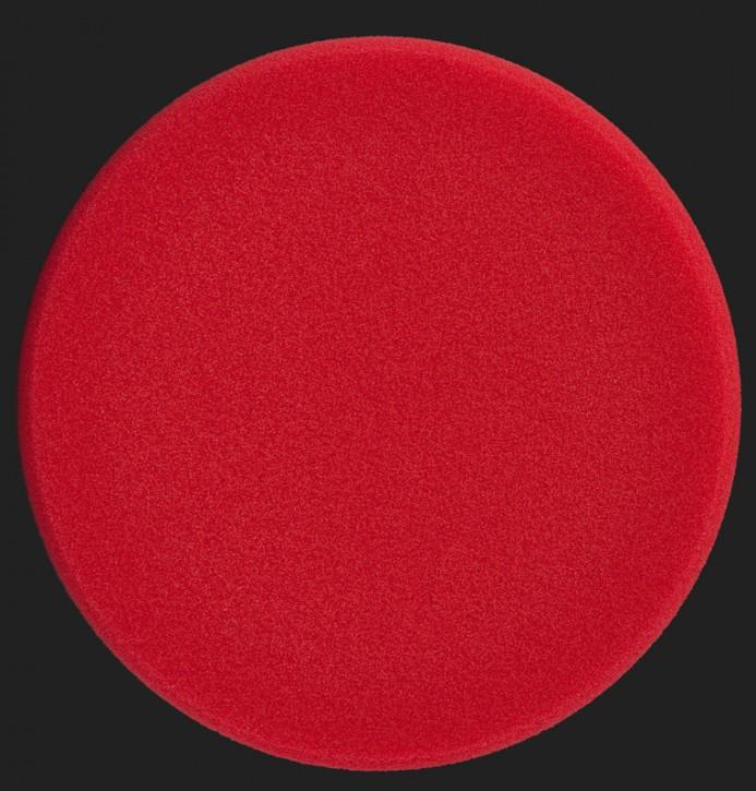 SONAX Polier Schwamm rot 160mm (hart) - SchleifPad -