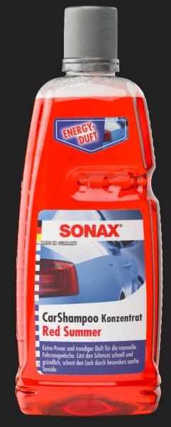 SONAX CarShampoo Konzentrat Red Summer (1Liter)