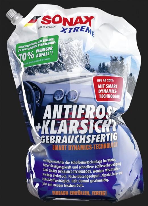 SONAX XTREME Anti Frost + Klar Sicht Gebrauchsfertig (3 Liter)