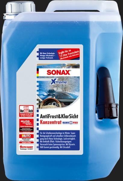 SONAX XTREME AntiFrost + KlarSicht Konzentrat (5 Liter)