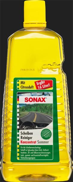 SONAX Scheiben Reiniger Konzentrat Citrus (2 Liter)