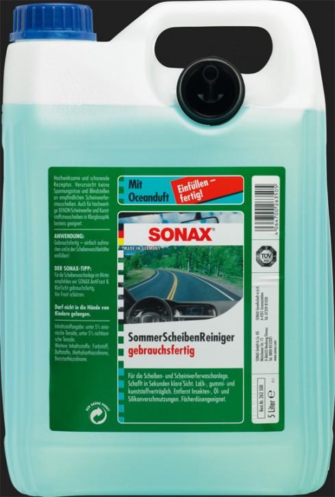 SONAX Scheiben Reiniger gebrauchsfertig Ocean (5 Liter)