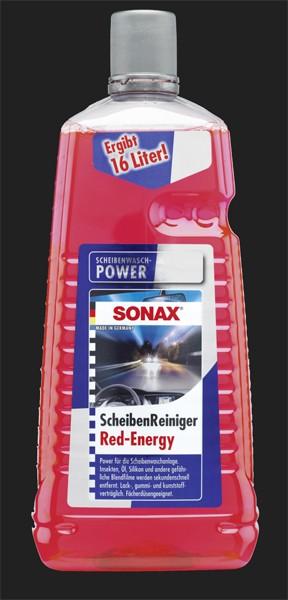SONAX Scheiben Reiniger Konzentrat Red-Energy (2 Liter)