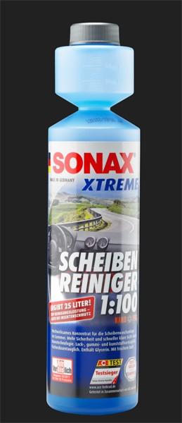SONAX Klar Sicht 1:100 Konzentrat NanoPro (250ml)