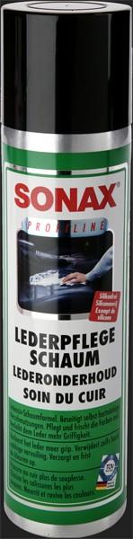 SONAX Profi-Line Leder Pflege Schaum (400ml)