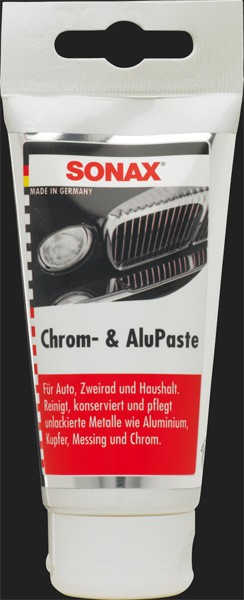 SONAX Chrom- & Alu Paste (75ml)